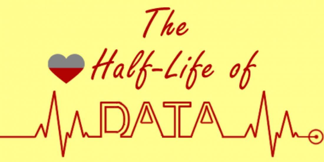 half life data blog