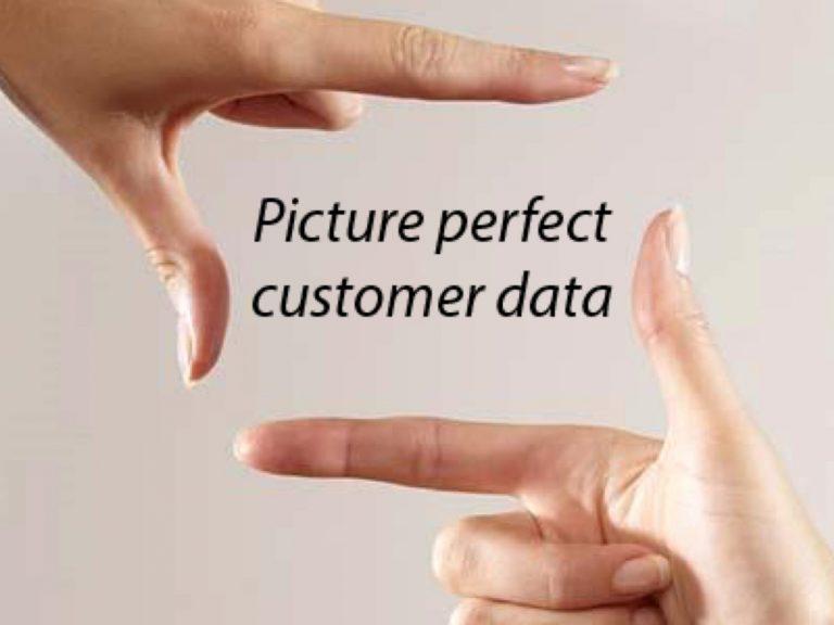 picture perfect customer data