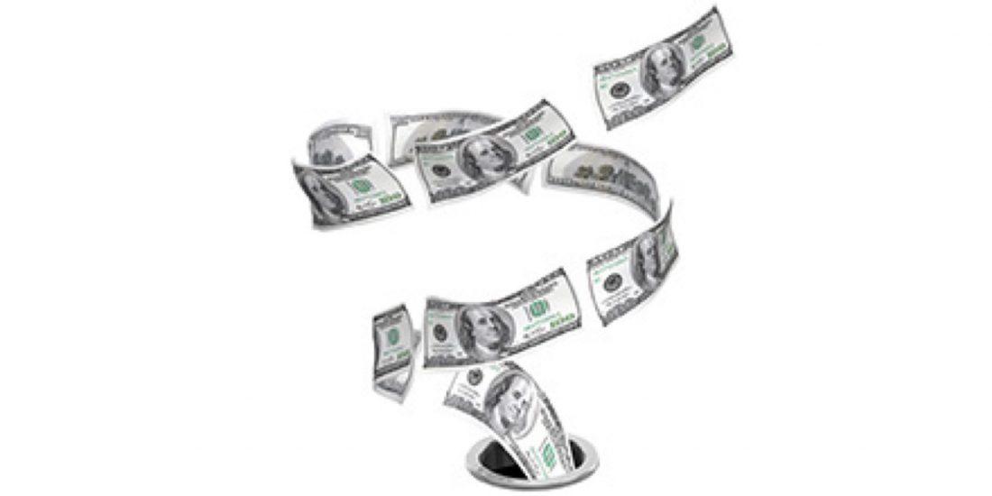 cash gain cash drain