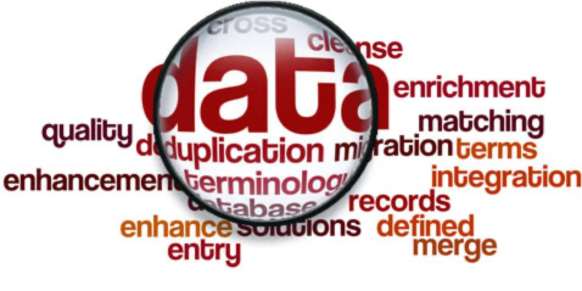 Data Quality Terms Defined | DQ Global