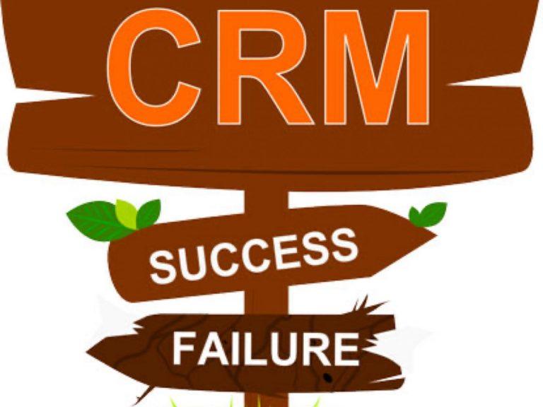 CRM Success Failure