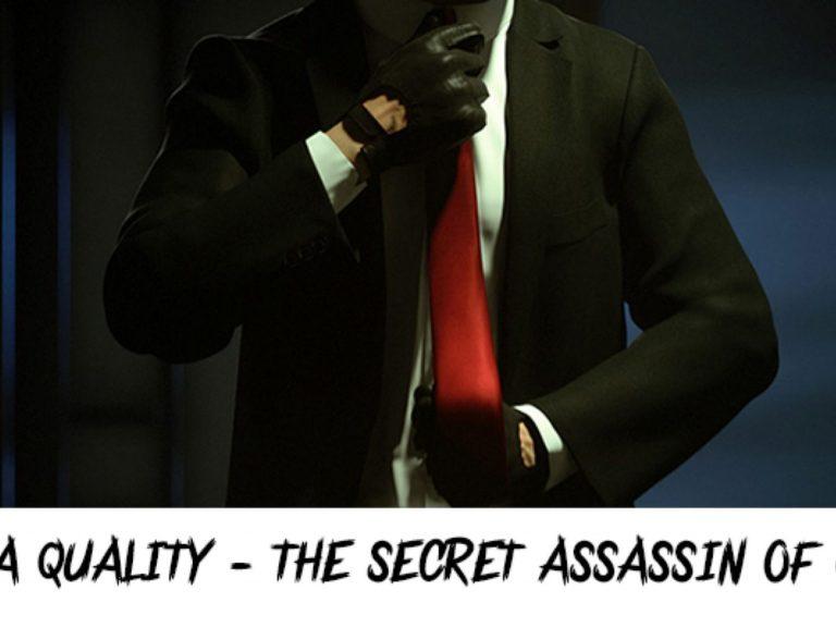 secret assassin linkedin