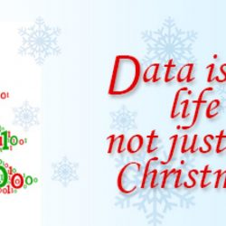 data is for life