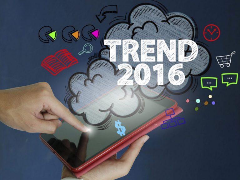 2016 Trends
