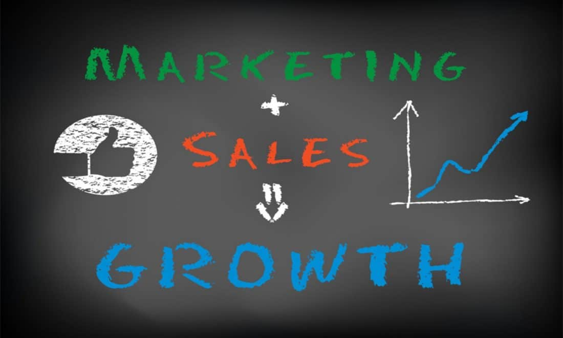 Marketing Sales Growth