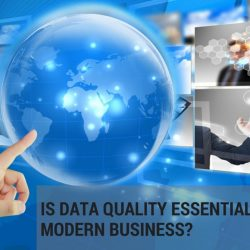 Is data quality essential for the modern business 1