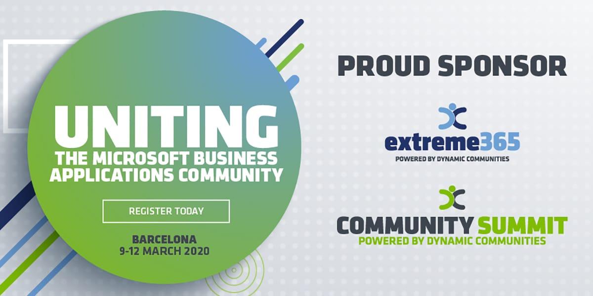 Community Summit Banner
