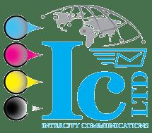 inter city communications logo